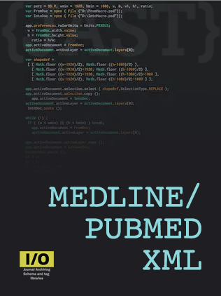 MEDLINE/PUBMED XML