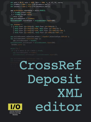 Crossref Deposit XML