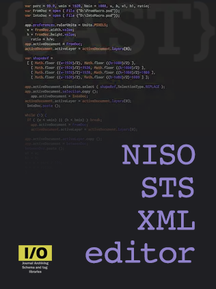 NISO STS XML